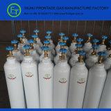 15 de Cilinder van het Staal van L voor het Gas van het Argon