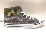 De nieuwste Toevallige Schoenen van de Schoenen van het Canvas van de Injectie van de School van de medio-Besnoeiing (FFDL170109-04)