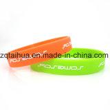 Wristband feito sob encomenda de venda quente do silicone com Thb016