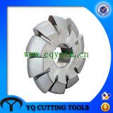 Резец 5PCS цепного цепного колеса ролика HSS 9.525*6.35 филируя в комплект