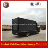 販売のための4X2 Foton P8/P6スクリーンLEDの移動式トラック