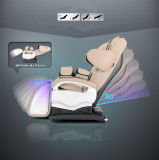 Plein rouleau-masseur de Recliner de présidence de massage de cuir de corps de relaxation