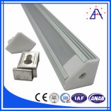 산업 LED 알루미늄 밀어남 단면도