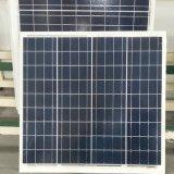 le poli pile solari dei comitati solari 50W con Ce e TUV hanno certificato