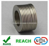 Runder Ring-Neodym-Magnet