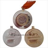 最も涼しい競争はカスタム連続したメダルを与える