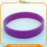 Bracelet en caoutchouc de silicones de cadeau de métier