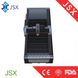 Découpage de laser de fibre de modèle de Jsx-3015D Allemagne et machine de Graving avec la couleur rouge