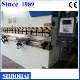Bohai merk-voor het Blad die van het Metaal CNC van de Rem van de Pers 100t/3200 AchterMaat buigen