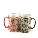 Venta caliente 12 oz taza de cerámica