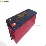 batería profunda del gel del ciclo de 12V 200ah, batería del infante de marina del gel del certificado del IEC del Ce de la ISO