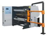 El rajar de la película del PVC, del PE y máquina de Inpection con el cargamento auto