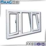 Aluminiumneigung-Drehung-Fenster/einwärts Ausstellfenster