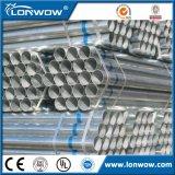 Lo zinco ha ricoperto il tubo d'acciaio nero di ERW fatto in Cina