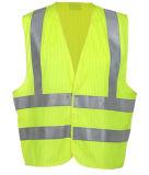 Het Antistatische Engelse ISO 20471:2013 van het weerspiegelende van de Veiligheid Vest