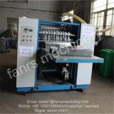 Máquina plegable de la hoja de la hoja para la utilización alimenticia del papel de la hoja