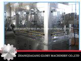 Máquina de rellenar mineral del agua de botella