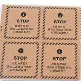Kraft Paper Label Printing Printer Impressão Embalagem Embalagem adesivo adesivo