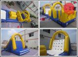 Stuk speelgoed van de Uitdaging van de Hindernis van Funy het Opblaasbare voor het Spel van Jonge geitjes (T8-101)
