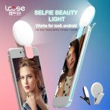 Nuovo indicatore luminoso dell'anello di Selfie per il telefono (rk17)