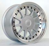 Projeto novo da roda do mercado de acessórios com face de prata