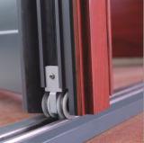 Панели экстерьера 4 подъема и раздвижной двери Brown Customed конференц-зала алюминиевые