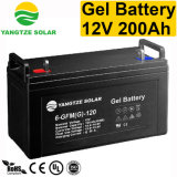 Top Sale Nano Gel Battery 12V 120ah Ciclo profundo