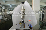 Máquina que capsula del acero inoxidable de la botella Semi-Auto de calidad superior de la ampolla