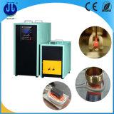 Inducción que derrite el mini horno 60kw para el oro/la plata/el cobre/el aluminio