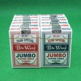 No. 961 tarjetas que juegan del póker de papel del casino (índice enorme)