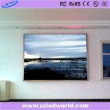 Panneau d'intérieur de signe d'écran de l'Afficheur LED P4 pour la publicité