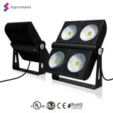 UL Outdoor 240V Flood Light 200W, IP65 Outdoor Spot LED Light for Illumination in Museum