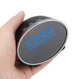夜Vision1080p遠隔機密保護の目覚し時計のビデオWiFiのカメラ