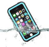 Caja llena del teléfono de la protección de la prueba de la gota de la prueba del agua para el SE del iPhone