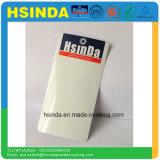 Ecofriendly High Semi Matte Gloss Texture Ral 9016 Revestimento em pó branco
