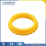 Het douane Gevormde Rubber van de Dichtingsring van de O-ring van het Silicone