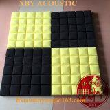 Panneau de plafond chinois de panneau de mur d'écran antibruit de mousse acoustique de polyuréthane de studio de vente de constructeur