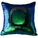 Coperchio del cuscino di manovella della sirena della decorazione