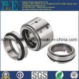 Präzisions-Zoll CNC-maschinell bearbeitender sechseckiger Stahlverbinder