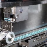 Máquina Dura Líquida del Lacre de la Venda de la Cápsula