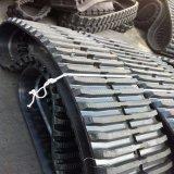 Rubber Track 750 * 150 * 66, Chenille en caoutchouc pour camionneur