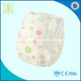 Tecido macio do bebê do cuidado com a fita de Velcro em África