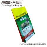 Мешок собачьей еды эластичного пластика пластичный упаковывать