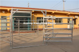 Jarda hidráulica galvanizada mergulhada pre quente australiana do gado do painel do gado do padrão 1800X2100mm