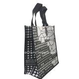 Personalizzare i sacchetti di Tote d'acquisto non tessuti di modo (YYNWB084)