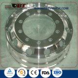 Cerchione di alluminio della lega del camion di rimorchio di Obt 22.5