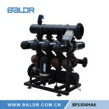'' Typ h-3 fünf Gruppen automatische Wellengang-Wasser-Filter-Landwirtschafts-Berieselung-Spaltölfilter-Systems-