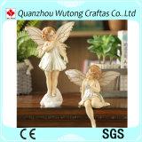 Figurines feericamente Handmade do ofício por atacado da resina para a decoração Home