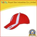 Heiße Verkaufs-Baseballmütze mit neuer Entwurf kundenspezifischem Firmenzeichen-Hut