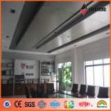 Bobine en aluminium enduite d'une première couche de peinture de plafond dans la décoration de Chambre (AE-32E)